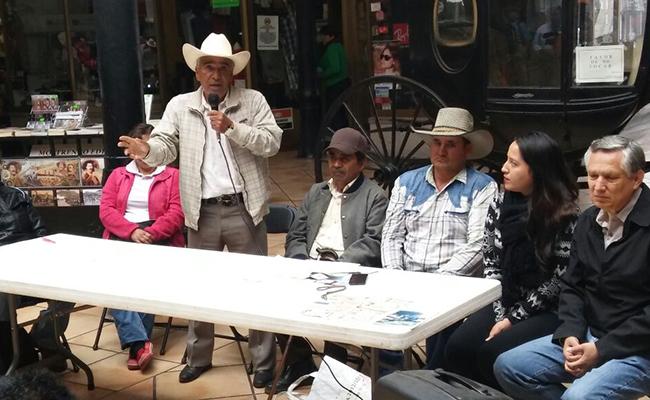 Demandarán a alcaldesa  de Zacatecas por desalojo