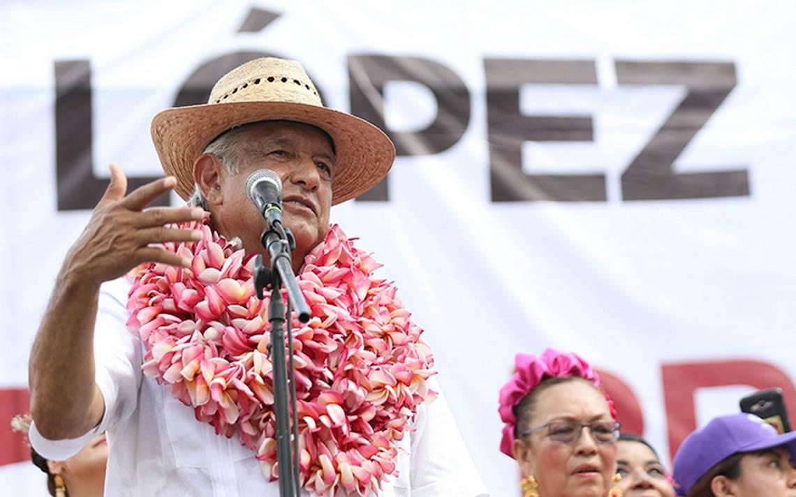 WSJ describe a López Obrador como un político al estilo de Trump