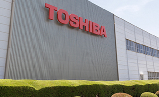 Toshiba planea escindir todas sus ramas de negocio para sanear cuentas