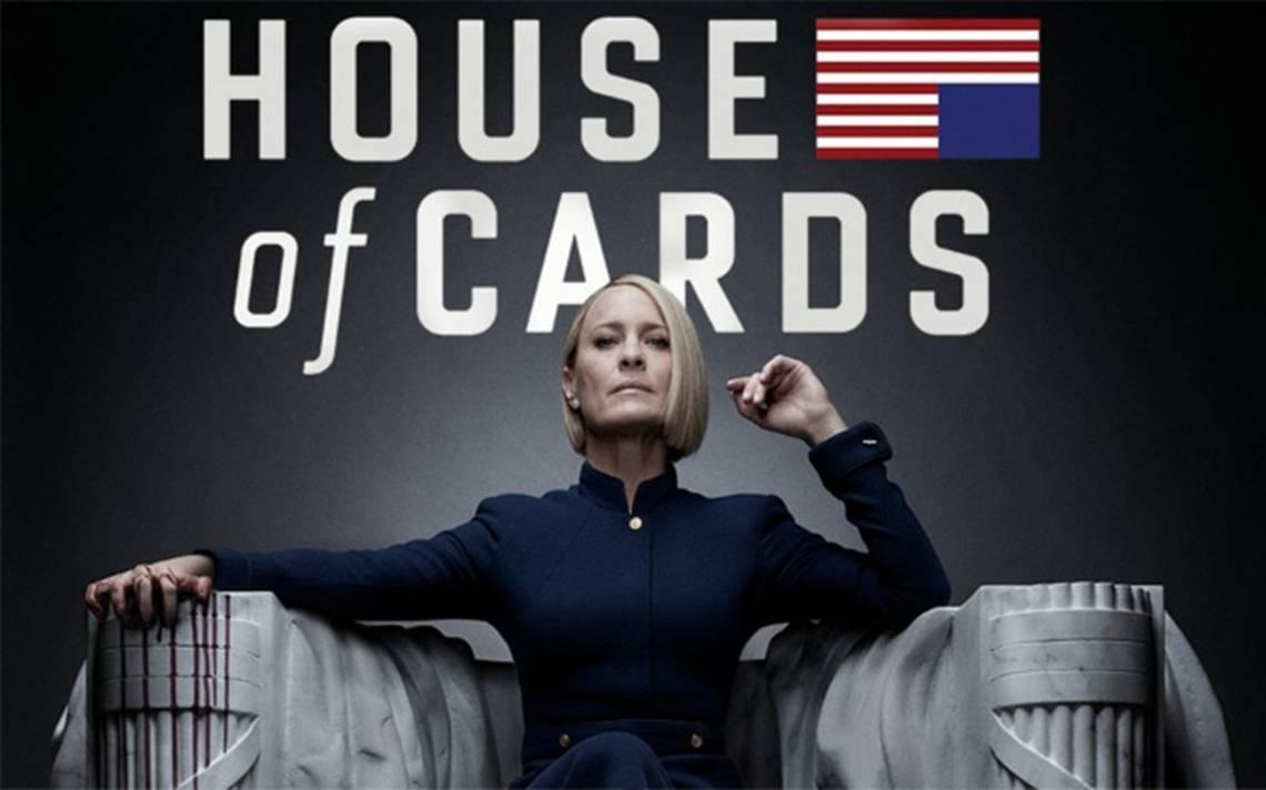 Última temporada de House of Cards ya tiene fecha de estreno