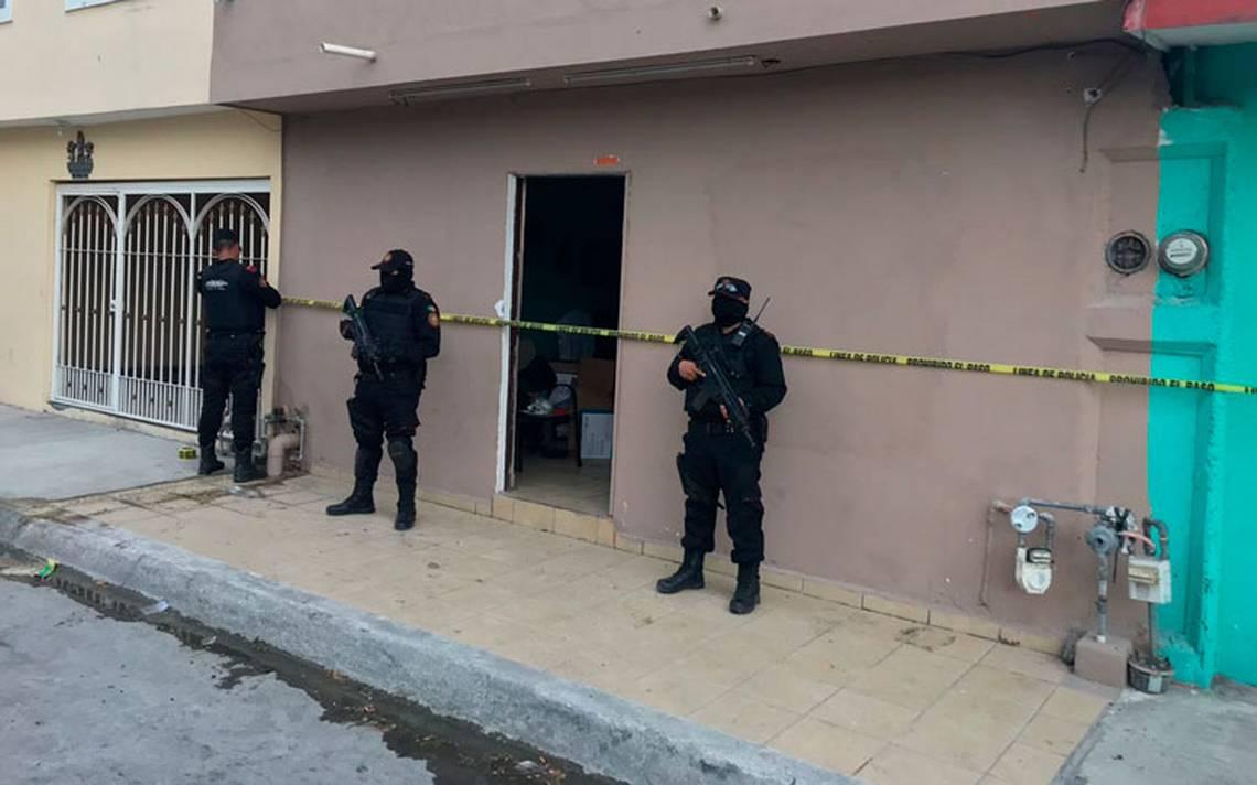Policía del estado de Nuevo León desmantela tres casas de seguridad del Cártel del Golfo