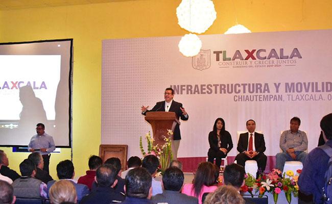 Tlaxcala, la segunda entidad mejor comunicada en el país
