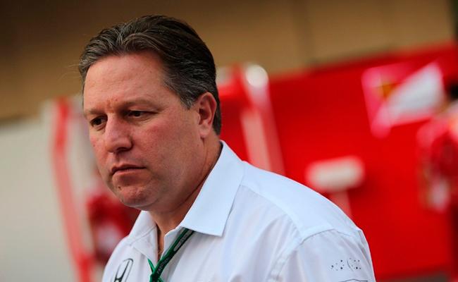 Malas noticias en McLaren… ven el año perdido
