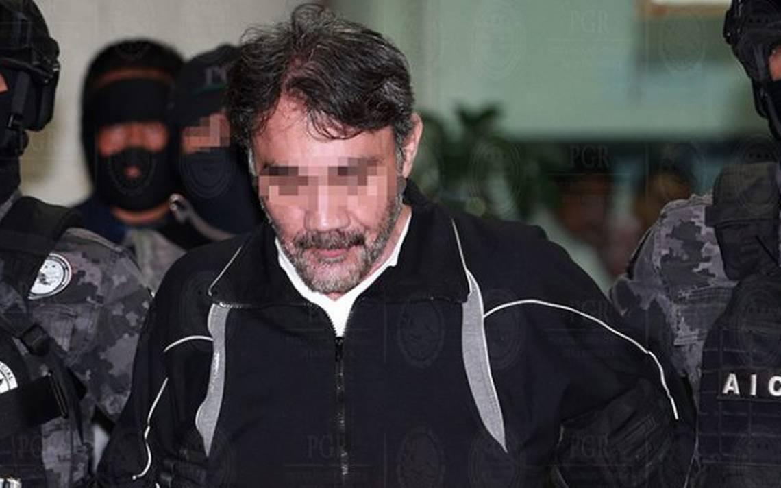 """Extraditan a EU a Dámaso López """"El Licenciado"""", operador de El Chapo"""