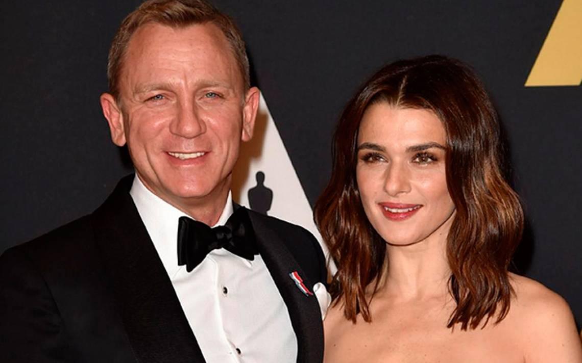 ¡Fue niña! Rachel Weisz y Daniel Craig dan la bienvenida a su primer bebé