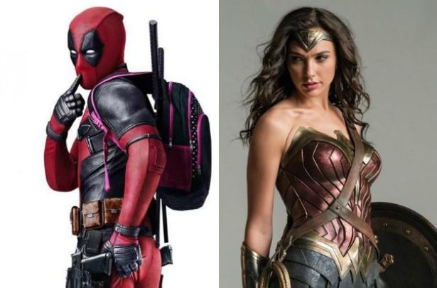 ¡Deadpool le demuestra su amor a la Mujer Maravilla!
