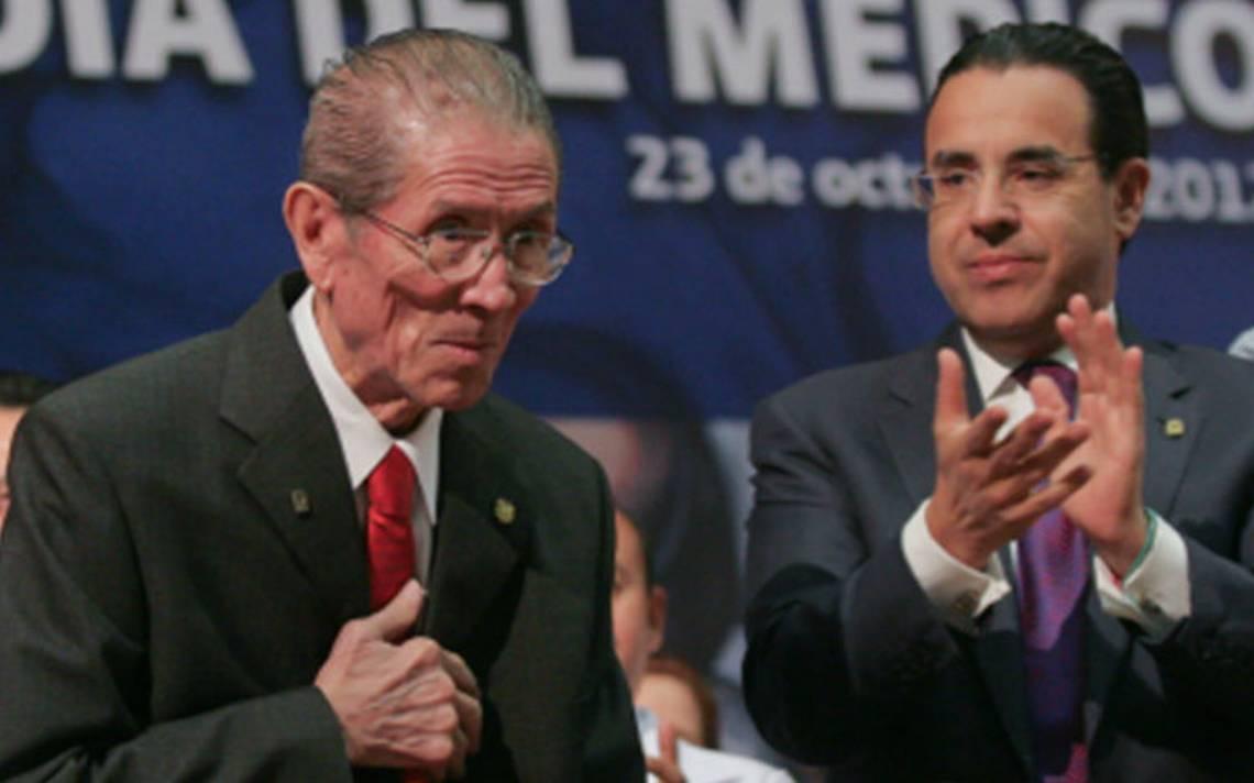 Comunidad médica mexican, de luto por Jesús Kumate