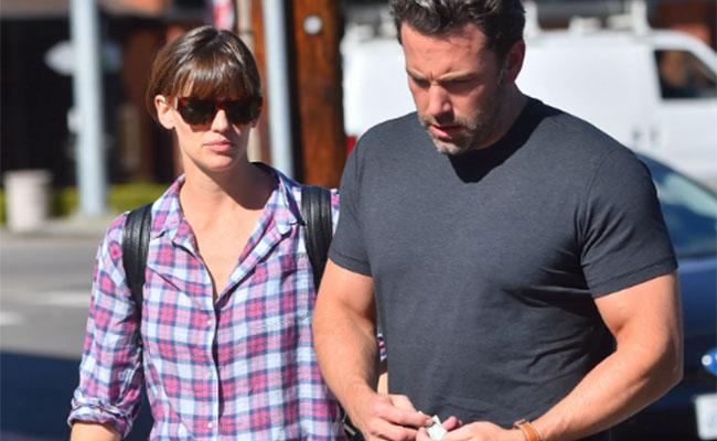 Ben Affleck deja la casa que compartía con Jennifer Garner