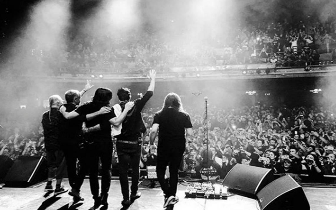Rock y música banda une a mexicanos en EU