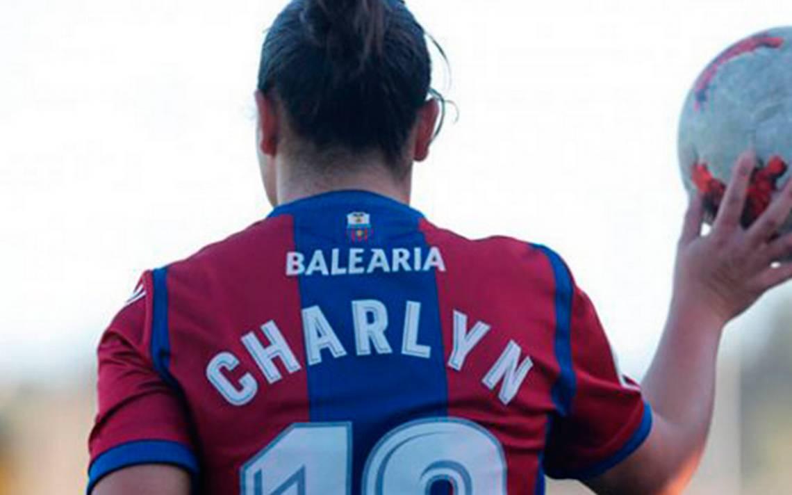 [Video] Eligen gol de Charlyn Corral como el mejor del año por La Liga Iberdrola