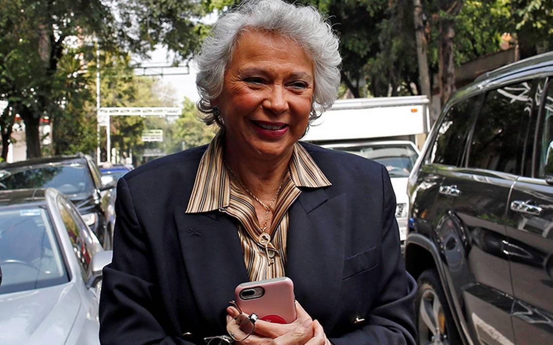 Olga Sánchez, futura secretaria de Gobernación, deja cargo en Banorte