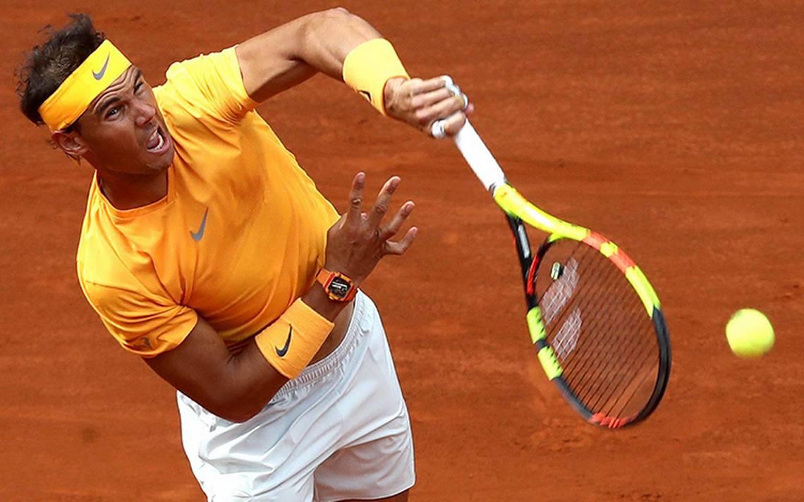 Rafael Nadal ganó en el Master 1,000 de Madrid