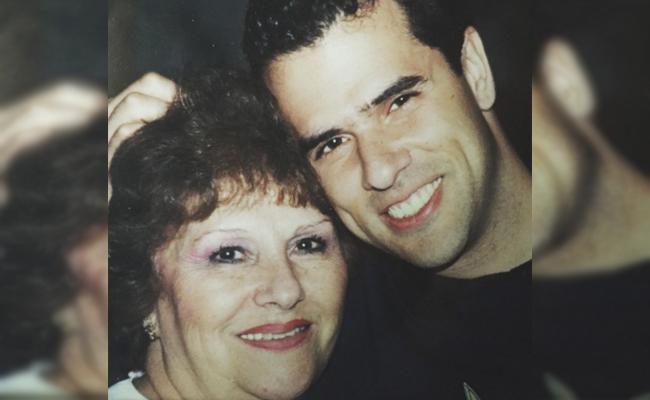 Marco Antonio Regil se despide de su mamá con dulce carta