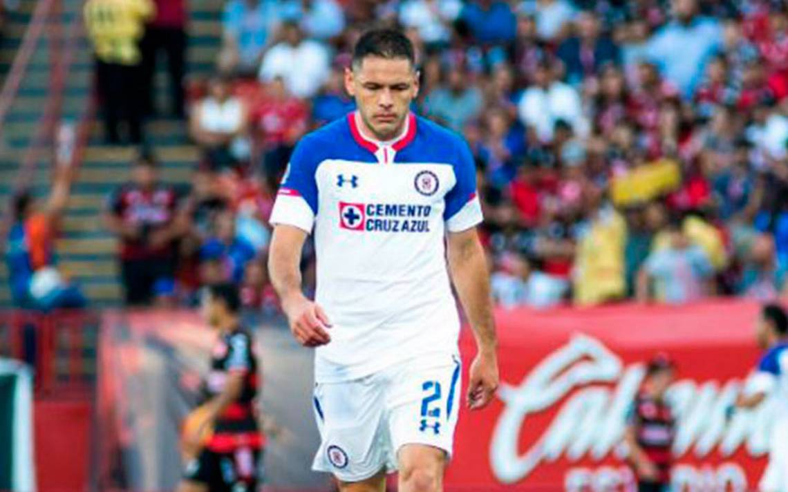 Pablo Aguilar se disculpa con afición celeste tras expulsión
