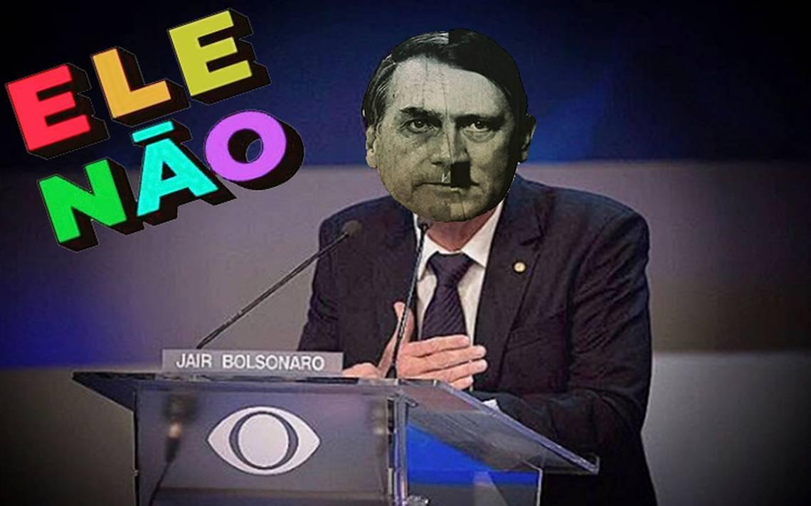 ¿Por qué no quieren al candidato Bolsonaro de Brasil?