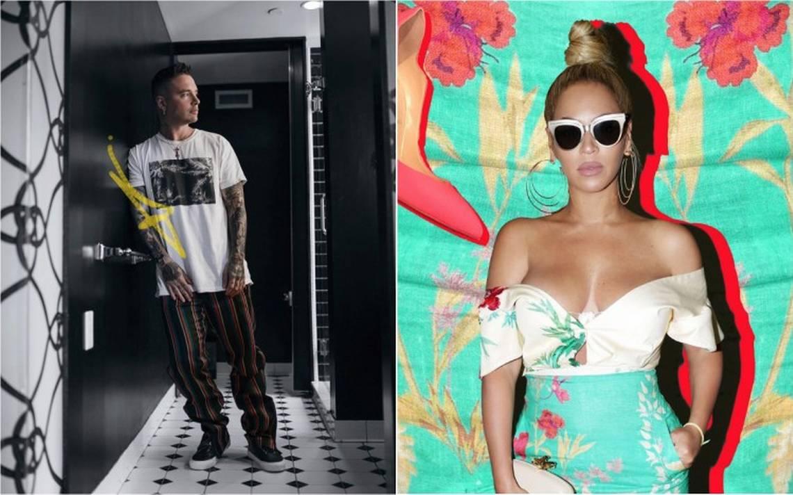 """Beyoncé y J Balvin cantan """"Mi Gente"""" para ayudar a México y Puerto Rico"""