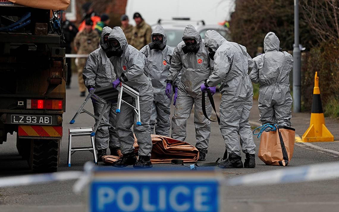 Novichok, el supuesto químico que Rusia usó como arma, no existe