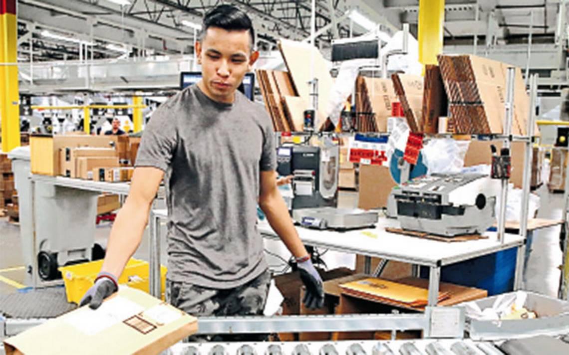 Amazon sube salario a 15 dólares la hora