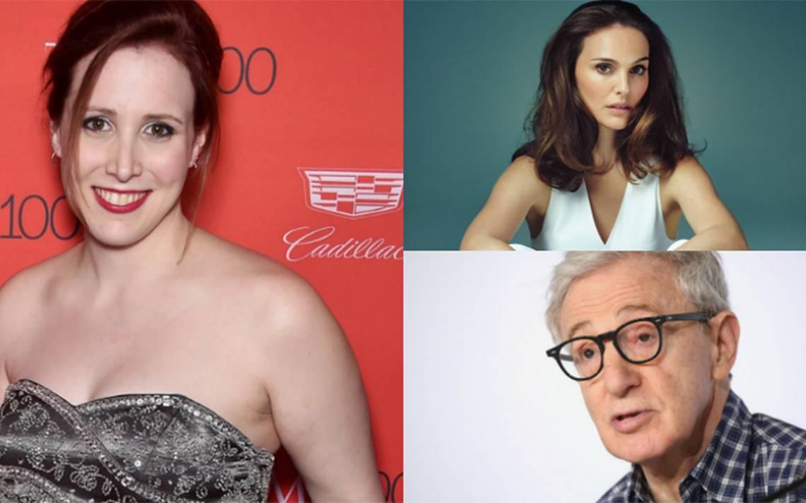 Natalie Portman y otras actrices apoyan a Dylan Farrow contra Woody Allen