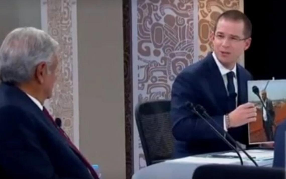 Anaya acusa a López Obrador de beneficiar contratistas
