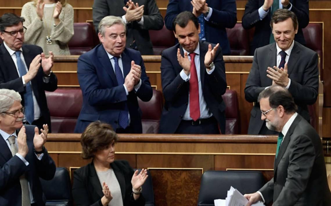 Rajoy a punto de perder el poder por corrupción de su partido