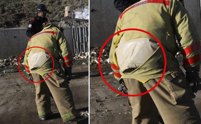 Castigo para bomberos de Puebla por equipo desgastado