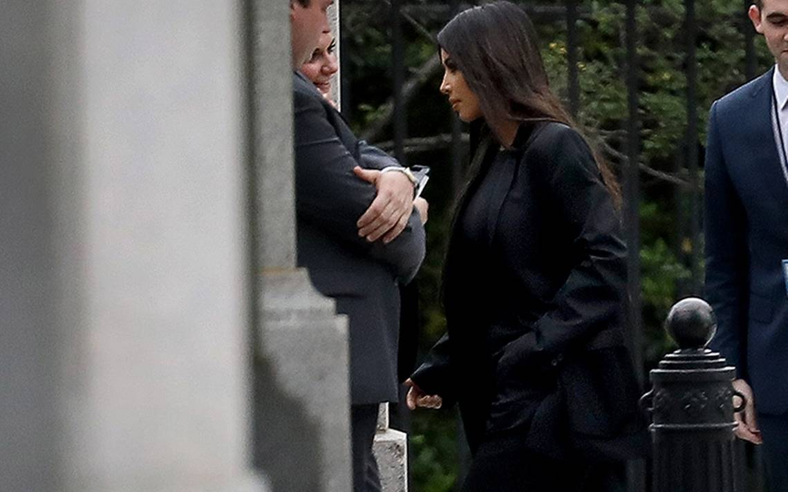 ¿Por qué Kim Kardashian llegó a la Casa Blanca para discutir reforma carcelaria?