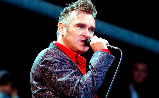 Morrissey hará estremecer esta noche el Domo de Cobre