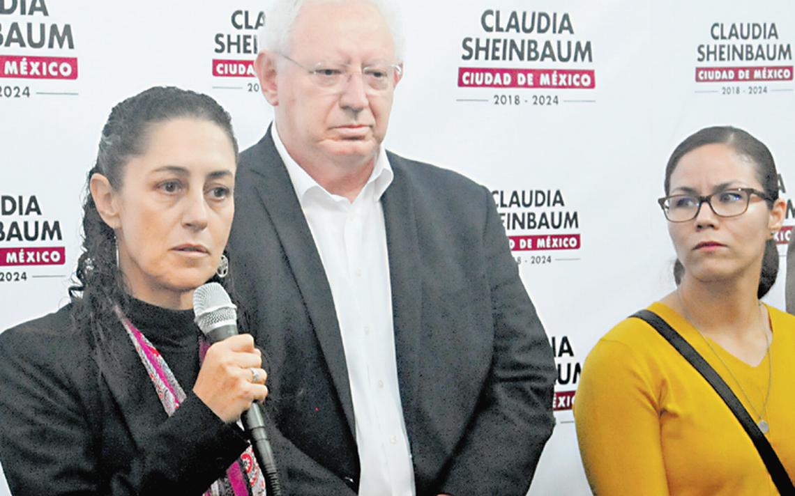 Claudia Sheinbaum propone mejorar el C5