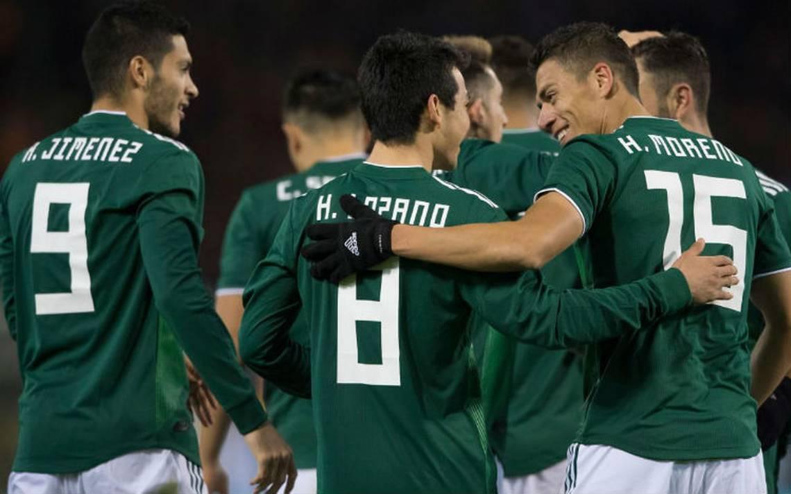 México no suelta el lugar 16 en ranking FIFA