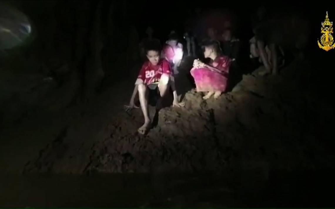 Tensión en la cueva: rescate de niños en Tailandia llegaría a Hollywood