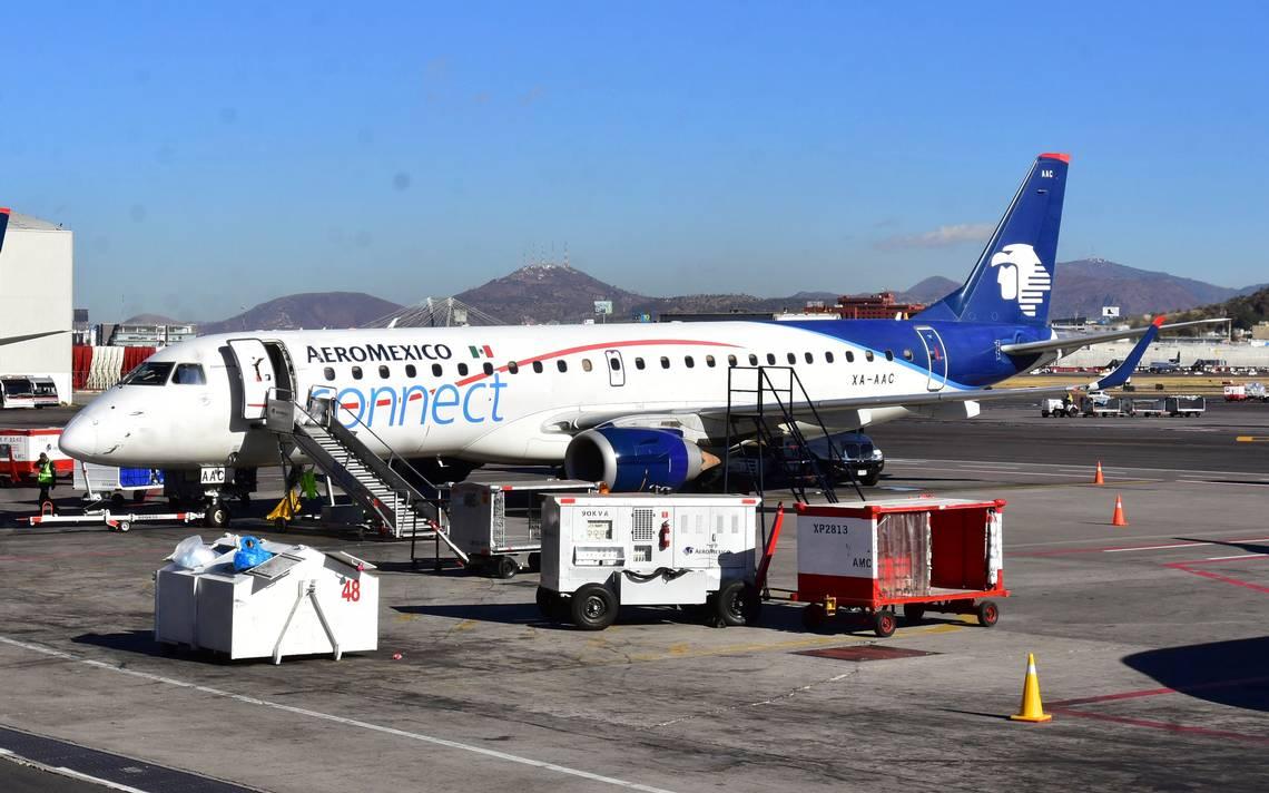 Estudia para piloto aviador y sobrecargo en las nuevas carreras que dará Aeroméxico
