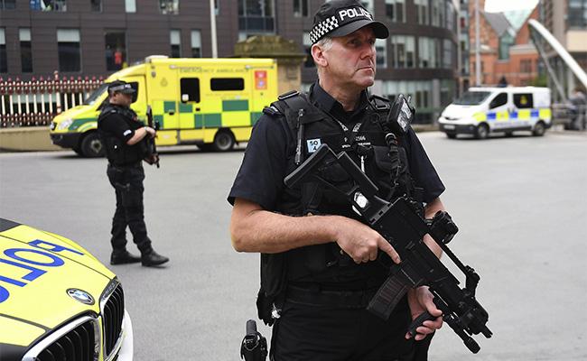 Detienen a sospechoso en relación al atentado terrorista de Manchester
