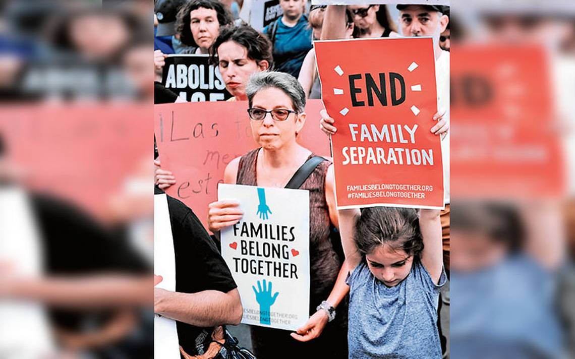 ONU exige a Estados Unidos frenar separación familiar de imigrantes