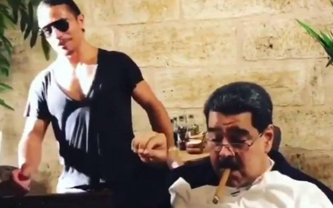 Mientras Venezuela muere de hambre, Maduro disfruta banquete de lujo en Turquía