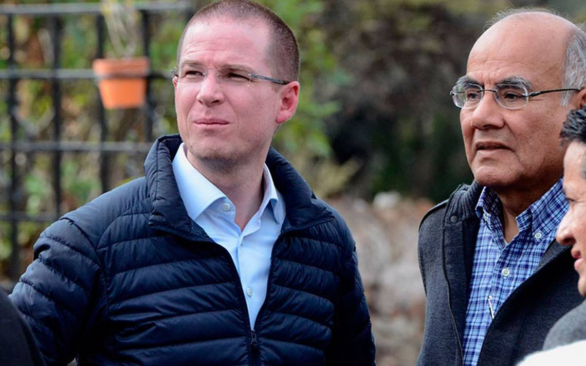 Le recomiendo a Meade que se prepare ante los frentes porque vamos a ganar: Ricardo Anaya