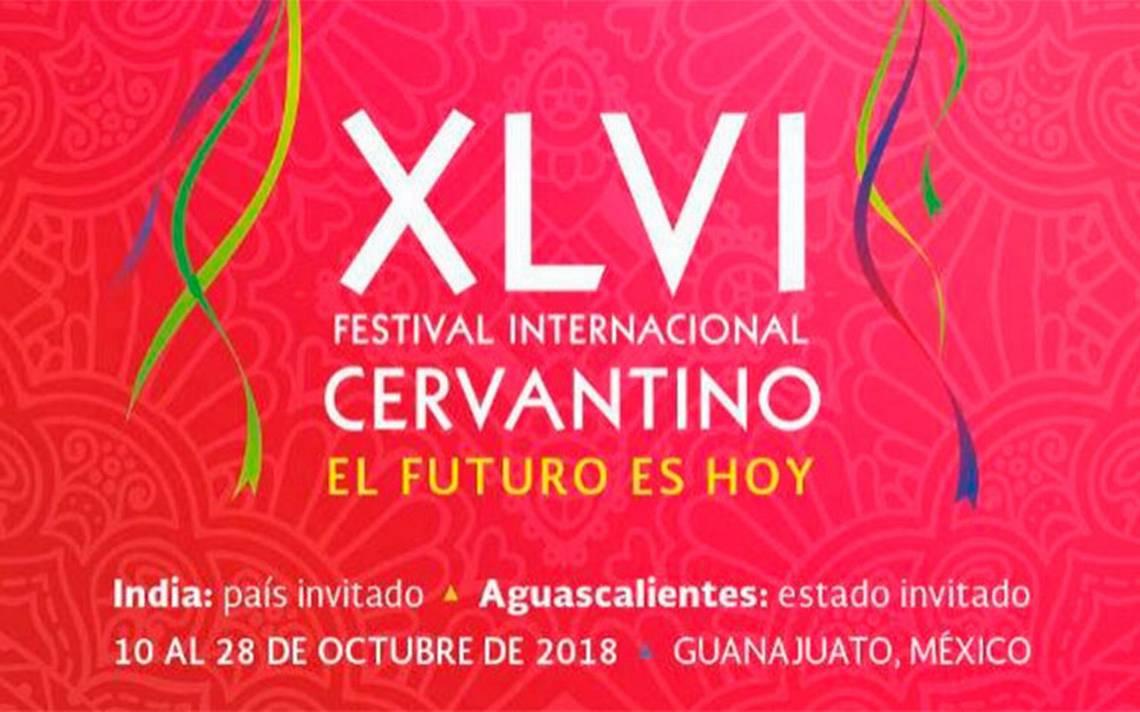 Fue presentado el programa del XLVI Festival Internacional Cervantino