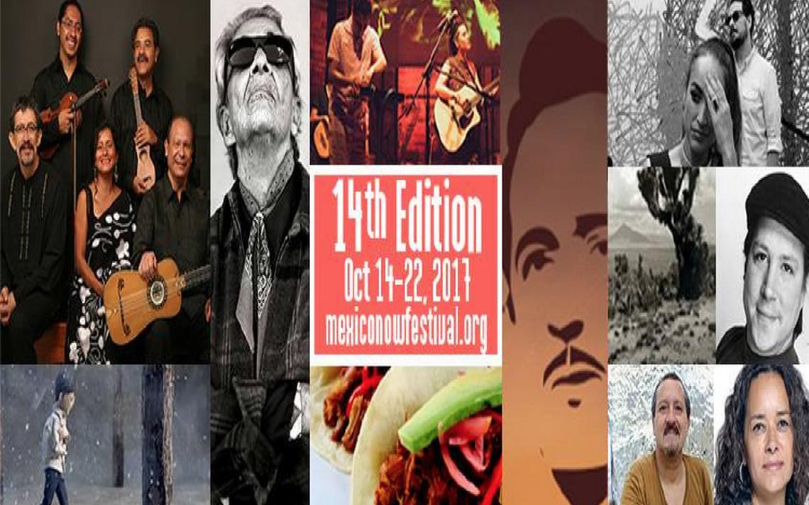Nueva York celebra a México en el festival Celébrate México Now!