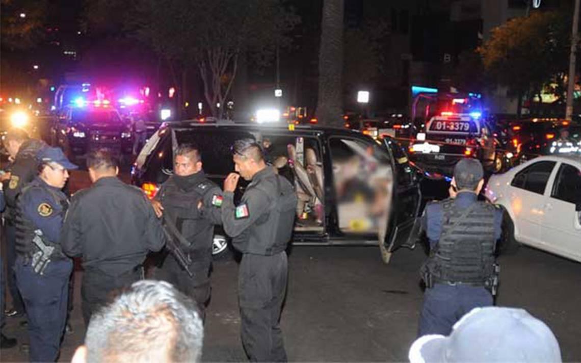 Tras persecución y balacera reportan un muerto y tres detenidos