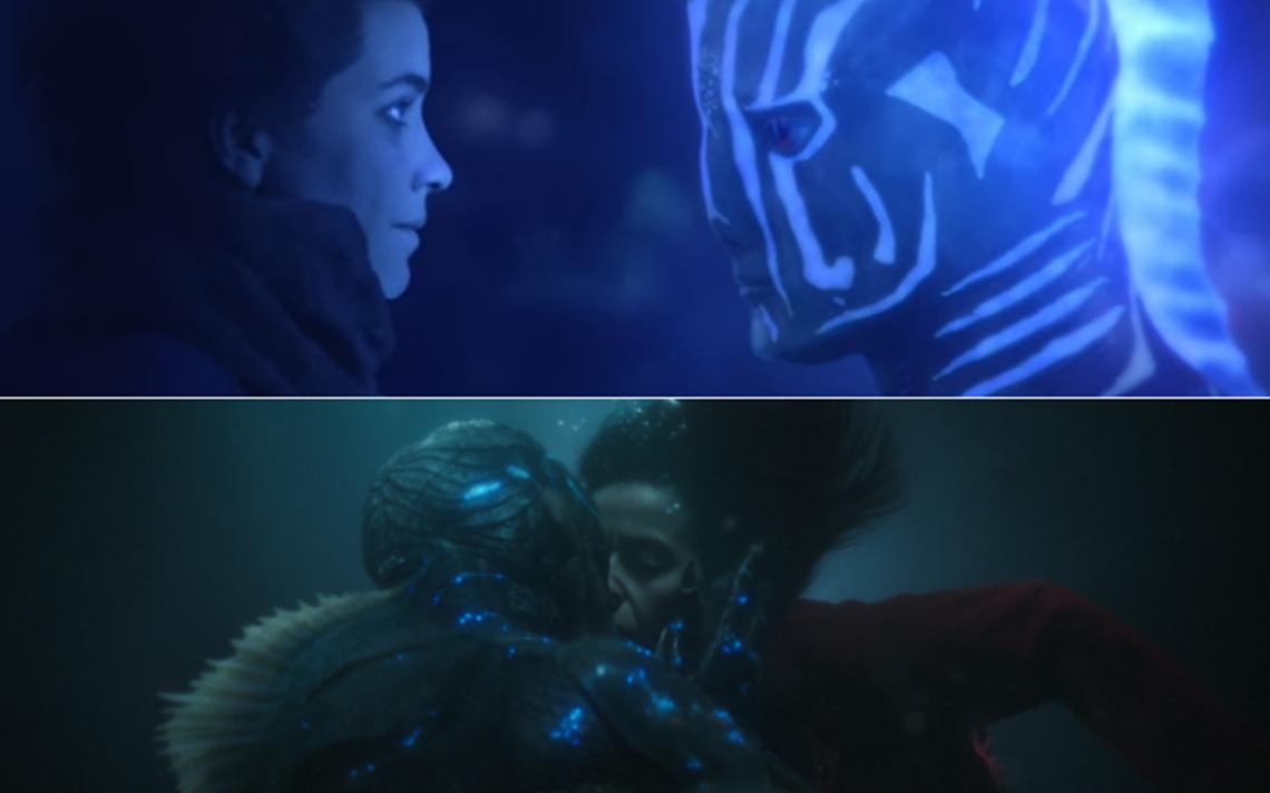 La forma del agua, ¿un plagio que cometió Guillermo del Toro?