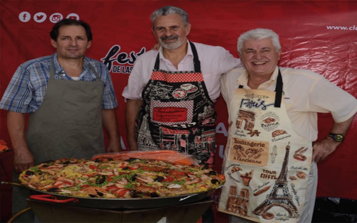Se llevó a cabo la sexta edición Festival de Paellas