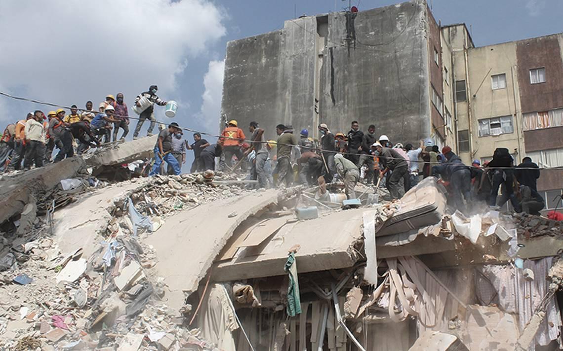 El Infonavit pagará créditos por pérdidas generadas por el sismo