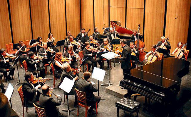 Orquesta de Cámara de Bellas Artes ofrecerá conciertos en hospitales