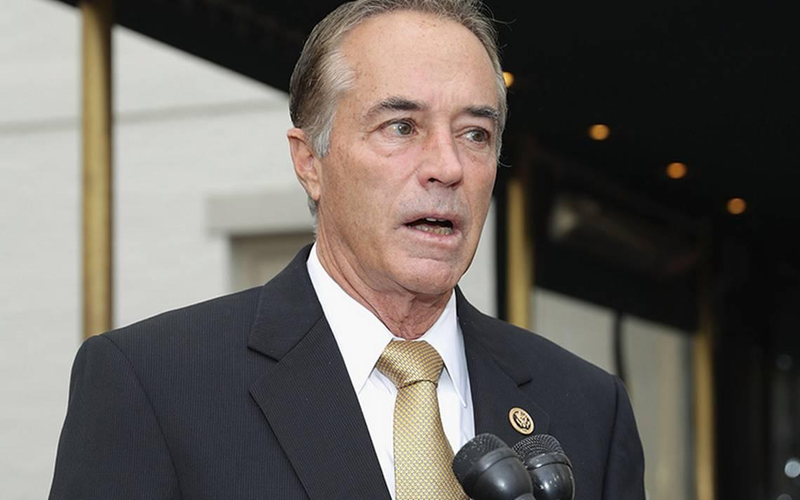 FBI arresta a congresista republicano Chris Collins por abuso de información