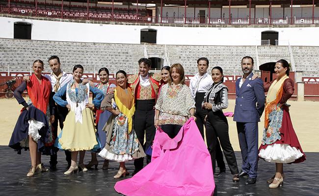 Con éxito se estrenó en Málaga el musical flamenco: Torera