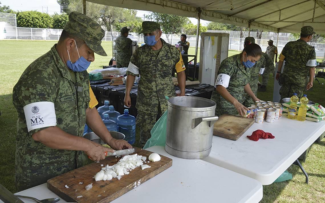 Fuerzas Armadas coordinan rescates para apoyar a la población