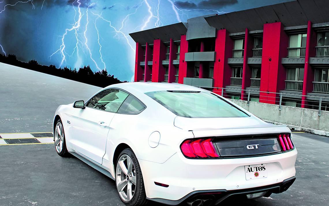El icónico deportivo Mustang: ¡A todo galope!