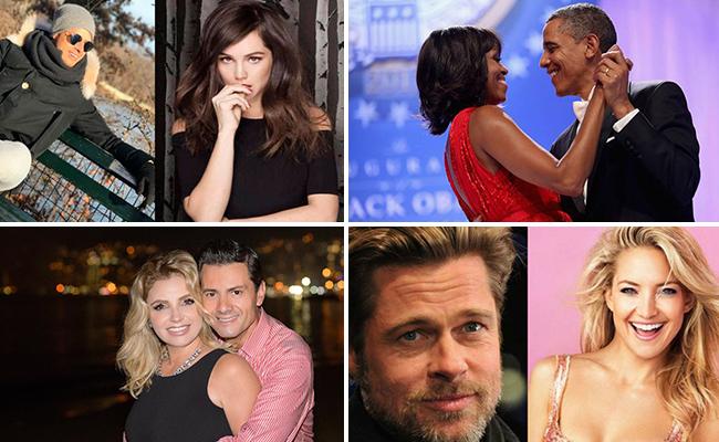 ?TEST: ¡Descubre qué pareja famosa eres!
