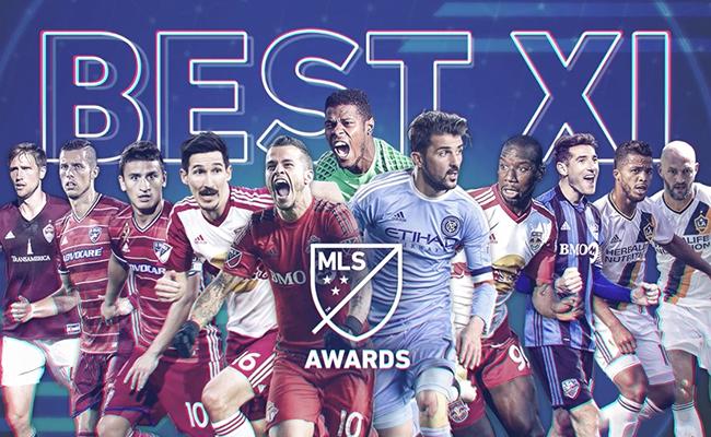 Giovani Dos Santos brilla en el 11 ideal de la MLS
