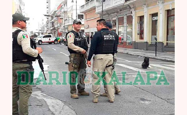 Identifican a responsables de falsas bombas en Veracruz